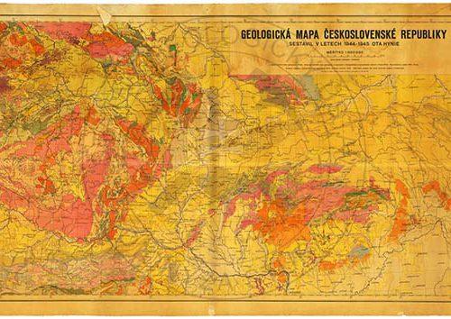 GeologiaCSSR 1945