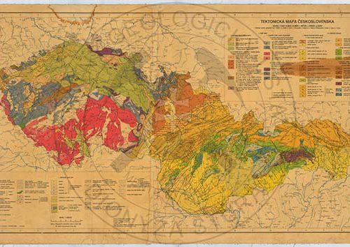 TektonikaCSR 1960
