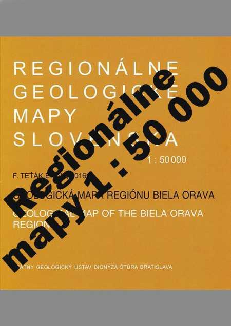 Regionalne mapy 1 50 000 vzor