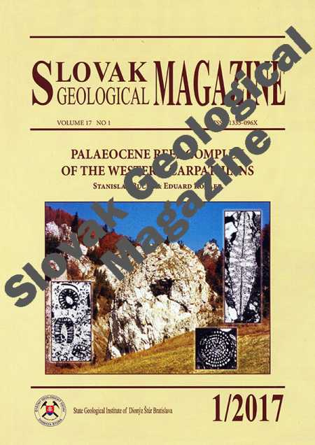 Slovak Geological Magazine vzor